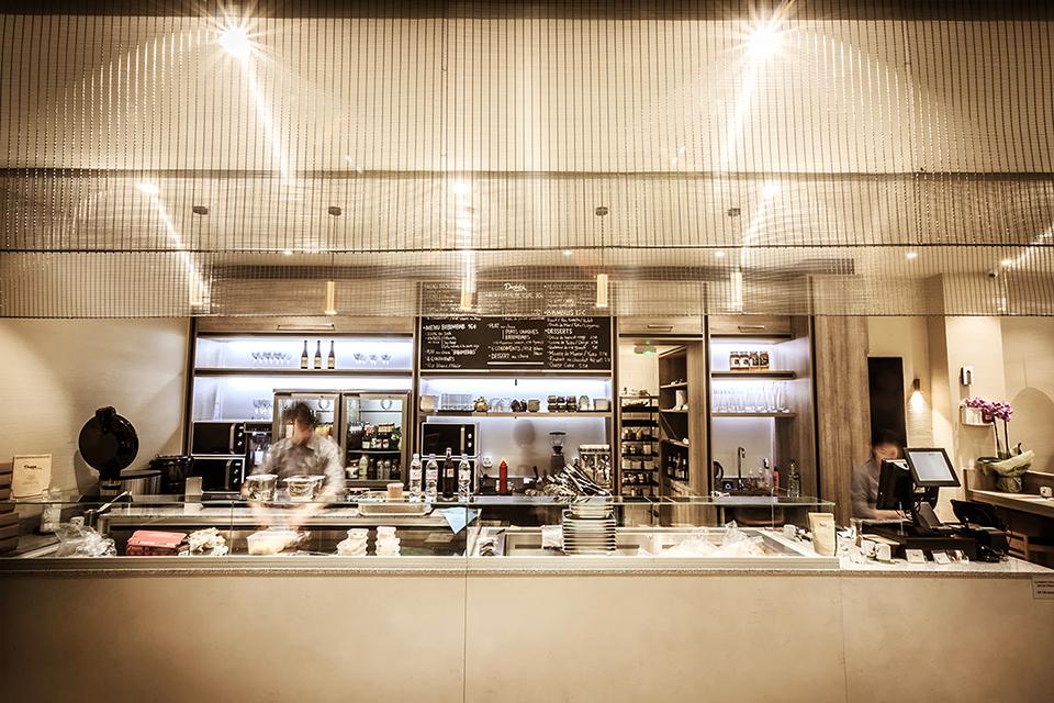 Inauguration Restaurant Dochilak